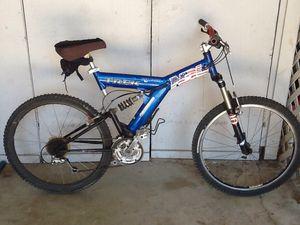 Trek Y frame full suspension mountain bike for Sale in San Carlos, CA
