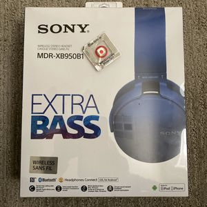 Sony ExtraBass Wireless Headphones for Sale in Chandler, AZ