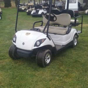 2015 Gas Golf Cart With Back Seat for Sale in Ravenna, OH