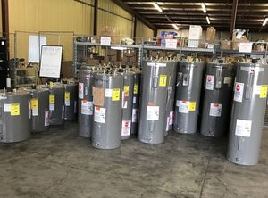 New Water Heater (Electric or Natural Gas) w/warranty, see pricing below for Sale in Smyrna, TN