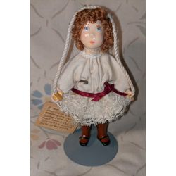 Small People by Cecily Miniature Jump Rope Doll for Sale in Oakley, CA