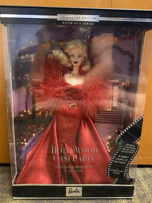 Hollywood Movie Star Collection Hollywood Cast Party Barbie for Sale in Douglasville, GA