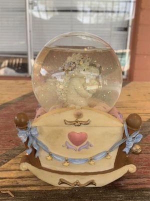 Snow globe with music for Sale in Phoenix, AZ