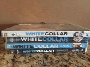 First 4 Seasons of White Collar - Never Opened for Sale in Arrington, TN