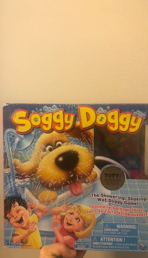 Soggy Doggy Kids Game for Sale in Rancho Cucamonga, CA
