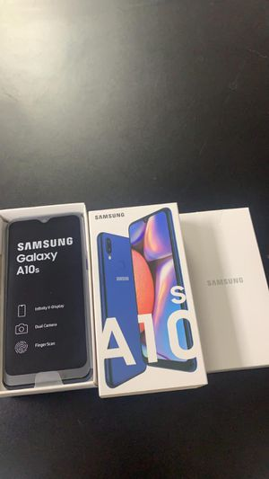 """Samsung Galaxy A10s 32GB FACTORY UNLOCKED"""" Brand new phone with 1 year warranty for Sale in Silver Spring, MD"""