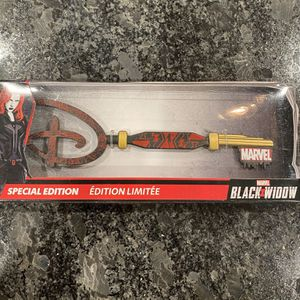 Disney Key Black Widow Special Edition for Sale in Brownsburg, IN