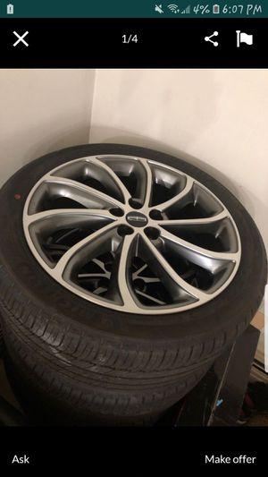 Lincoln MKZ Rims 225 55 19 for Sale in Cranston, RI