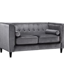 Velvet Loveseat for Sale in New York,  NY
