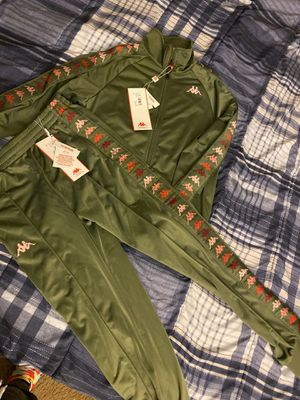 Kappa Track Suit Small for Sale in West Carson, CA