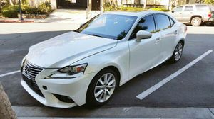 2016 LEXUS IS 200t TURBOCHARGED, IN GREAT CONDITION. 1-OWNER for Sale in Long Beach, CA