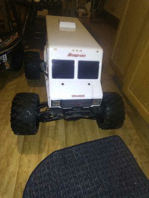 Xmaxx 8s snap on for Sale in East Gull Lake, MN