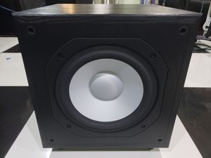 Monitor audio fb110 subwoofer 300 watts peak excellent condition perfectly working Amazing sound for Sale in Anaheim, CA