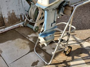 Evan rude 9.9 horsepower to stroke outboard for Sale in Garden Grove, CA