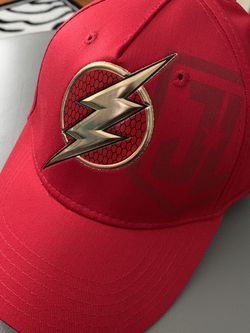 DC Justice League Flash Hat for Sale in West Haven,  CT