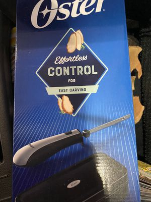 Oster Electric Knife turkey cutter for Sale in Miami, FL