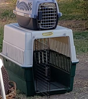Large & Small Dog Crates for Sale in Fresno, CA
