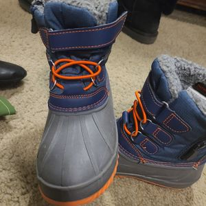 Boys Snow Boots -size 12 for Sale in Aurora, CO