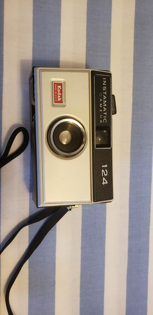 Kodack instamatic film camera for Sale in Takoma Park, MD