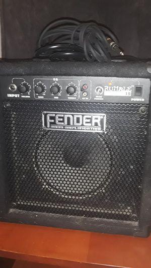 Fender speaker for Sale in Orrington, ME