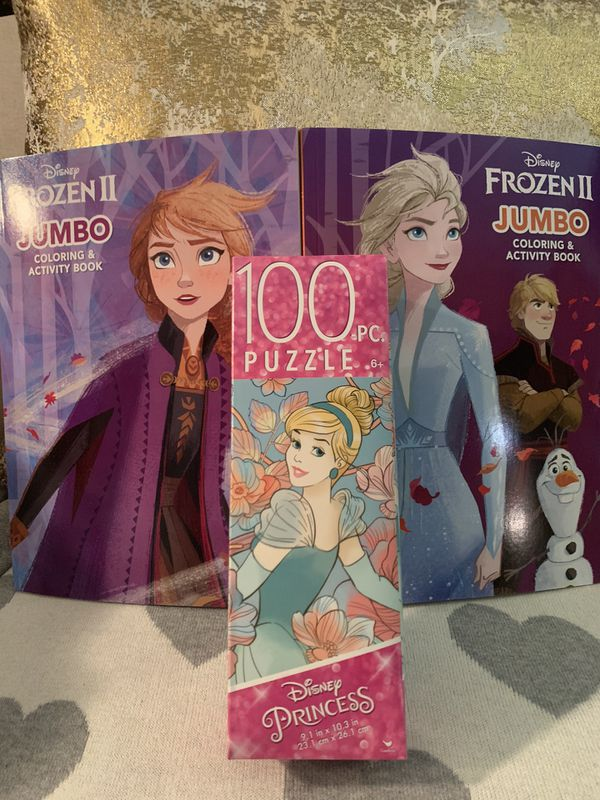 Brand New Disney Puzzle Bundle!!
