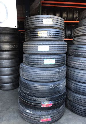 Tire shop in Escondido most sizes in stock commercial tires tow truck big rig bobcat for Sale in San Diego, CA