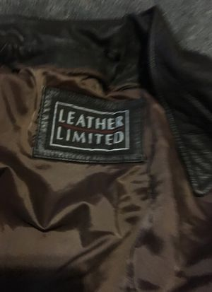 Leather Jacket Size XL for Sale in Pittsburgh, PA