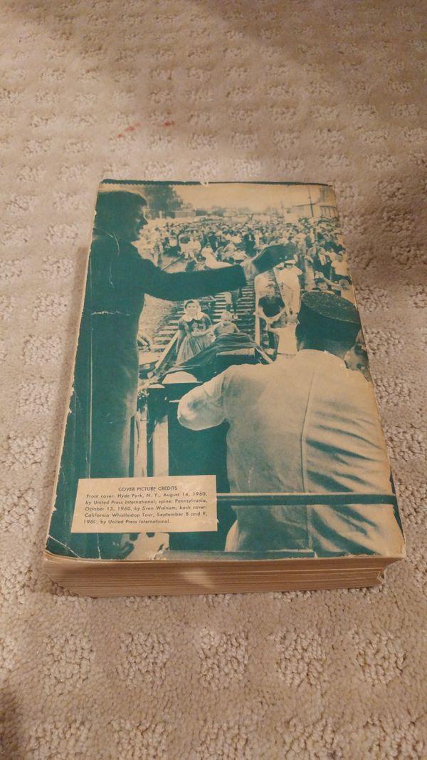 JFK Memorabilia Speeches of JFK 1960
