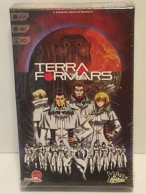 Terra Formars Anime series board game. New, sealed for Sale in Canton, MI