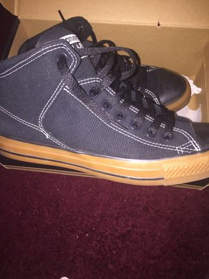 Dark Denim Converse (Size 7) for Sale in Cleveland, OH