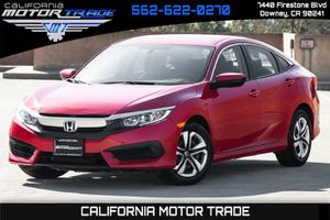 2016 Honda Civic Sedan for Sale in Downey, CA