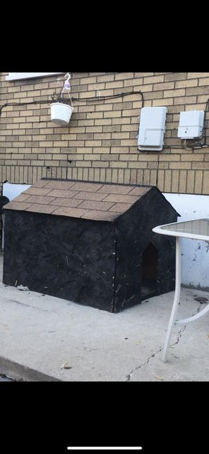 Handmade large dog house for Sale in Chicago, IL