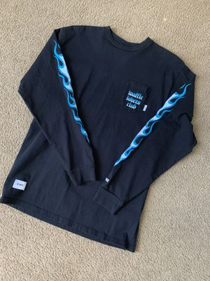 Vans x WTAPS long sleeve size L for Sale in Poway, CA