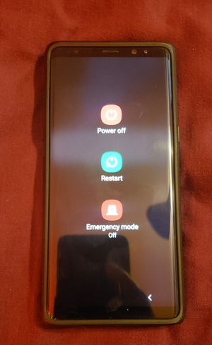 Note 8 unlocked! With case.(See Description). for Sale in New Port Richey, FL