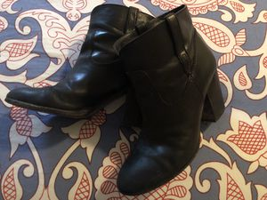 Frye Myra Bootie, Black Leather, size 8 for Sale in Denver, CO