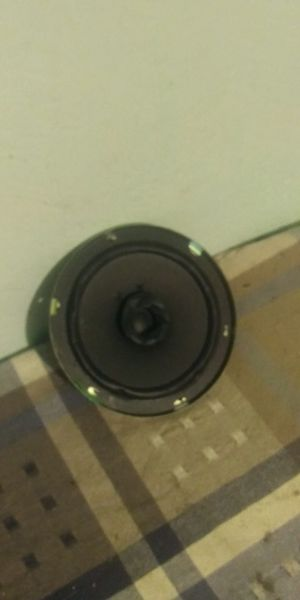 6 inch audio speaker for Sale in Fresno, CA