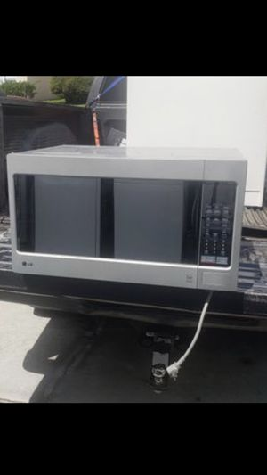 LG microwave large plate for Sale in Kissimmee, FL