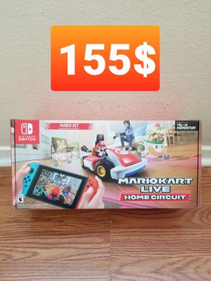Mario kart live: Home Circuit for Sale in Upland, CA