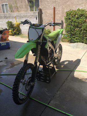 Kawasaki kx450f for Sale in Chico, CA