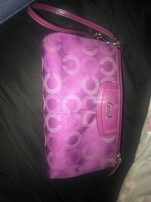 Coach wristlet for Sale in Vista, CA