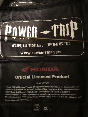 Honda Power Trip Motorcycle Jacket for Sale in Marietta, GA