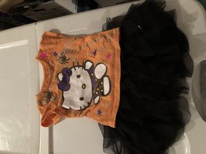 12 month 2 piece Halloween outfit for Sale in Brooksville, FL