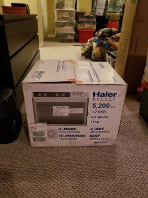 Haier AC window unit for Sale in Accokeek, MD