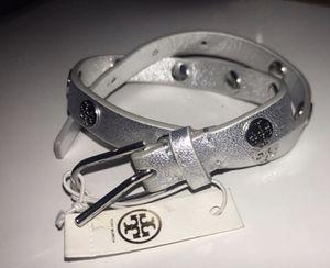 New TORY BURCH Leather Wrap Bracelet • Designer Jewelry for Sale in Washington, DC
