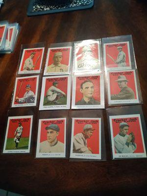Baseball Cards lot Cracker Jack Dover Reprints nice for Sale in Port Richey, FL