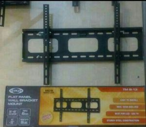 """Tv Bracket Mount Universal Compatibility heavy-duty 30"""" to 60"""" Size Support Weight up 99 Tilts 15° Profile 45mm Brand New In Box for Sale in Pico Rivera, CA"""