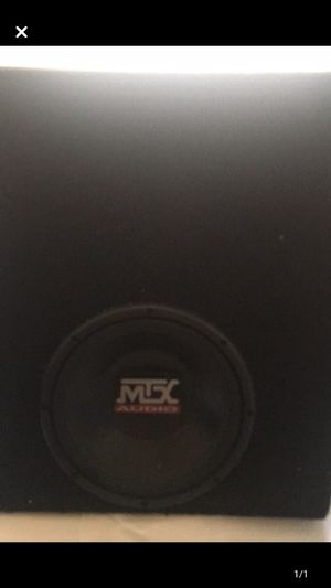 Subwoofer for Sale in Pittsburgh, PA
