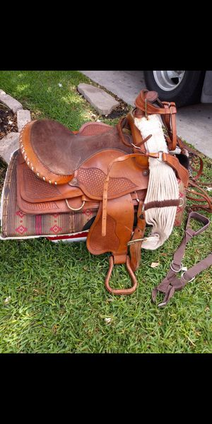 horse saddle for Sale in Houston, TX