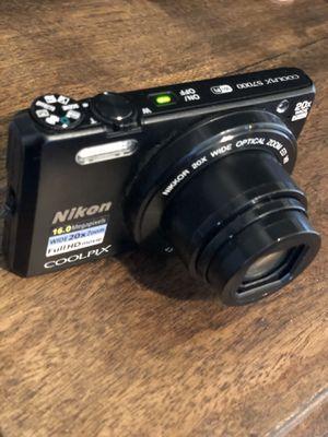 Nikon Coolpix S700 WiFi Digital Camera for Sale in Palmdale, CA