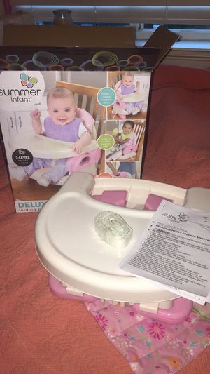 New in box booster seat for Sale in Naples, FL